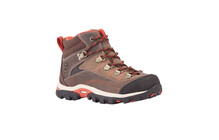 Timberland Junior Hypertrail Mid Waterproof Hiker brown w rust